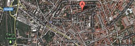 Mappa Studio Rovigo